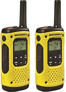 PNI PMR收音机 Motorola TLKR T92 H2O IP67 2 件 黄色