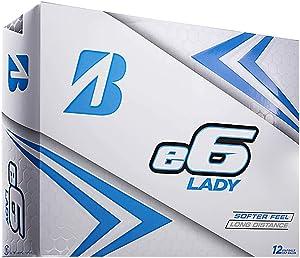 Bridgestone 2019 e6 女士高尔夫球(12 只装)