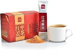简品100 红枣姜茶  15袋/盒 180g袋泡茶