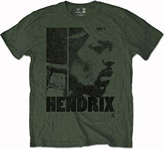 Rockoff Trade 男士 Jimi Hendrix Let Me Live T 恤