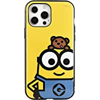 Gourmandise 《怪盗胶/小黄人》系列 IIfit iPhone13 Pro Max(6.7英寸)对应壳 Bob…