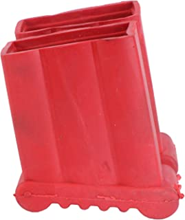 VORCOOL 2 件套梯子防滑脚橡胶替换梯子脚垫鞋套件脚垫延长梯子盖梯子配件配件