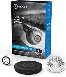 Blast 棒球挥杆分析器,MLB 官方球棒传感器技术