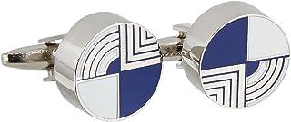ACME Studios 圆形礼品袖扣 Frank Lloyd Wright (A1W45C)