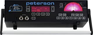 Peterson Peterson 频闪 调谐器 落地型 Auto Strobe T490 【国内正规进口商品】