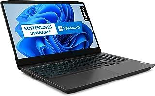 Lenovo 联想 IdeaPad Gaming 3i 笔记本电脑 游戏本 39.6cm(15,6英寸,1920x1080,全高清防反射宽屏) (英特尔酷睿i5-10300H,8GB RAM,512GB固态硬盘,NVIDIA GeForce G...