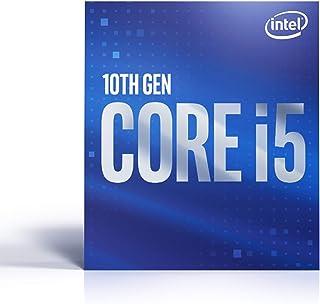 Intel 英特尔 酷睿i5-10400处理器(基础频率:2.90 GHz;插座:LGA1200; 65瓦)盒装