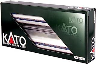 Kato USA Model Train Products N Scale Amfleet I Phase VI 2-Car A Set