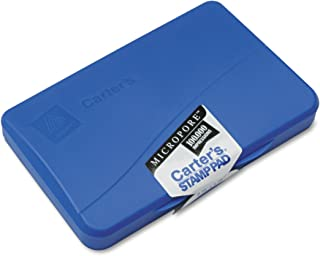 Avery Carter's 微孔印花垫,蓝色,6.99 厘米 x 10.80 厘米 (21261)