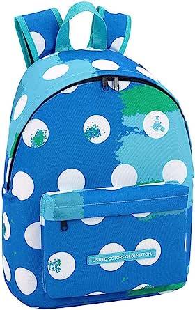 Benetton 男童 ST631851819 行李箱 儿童行李箱 Azul / Blanco / Verde 均码