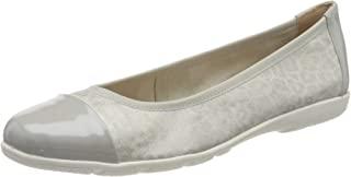 CAPRICE 女式 Vivian 闭趾芭蕾平底鞋