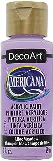 Americana Acrylic Paint 2oz-Lilac Meadow