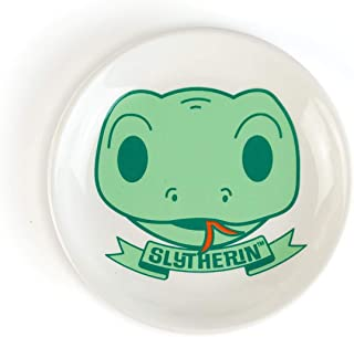 Underground Toys 哈利波特房子 Slytherin 4 英寸陶瓷饰品托盘