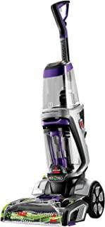 BISSELL ProHeat 2X Revolution 宠物专业版 | 立式地毯清洁剂 | 地毯能在约30分钟内实现干燥 | 使用CleanShot预处理剂和宠物剃毛工具 | 20666