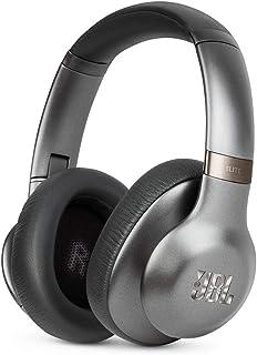 JBL Everst 750NC 蓝牙耳机 Gun Metal