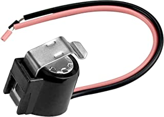 W10225581 冰箱双金属除霜温控器替换部件由 Fetechmate 出品 兼容 Whirlpool KitchenAid Kenmore 冰箱替换 WPW10225581 PS11750673 2149849 AP6017375