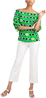 Trina Turk 女士褶皱休闲裤