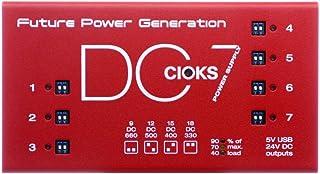 CIOKS DC7 踏板电源 限量版 红色(Gear Hero HQ *)