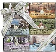 Nesti Dante Emozioni di Toscana 系列收藏香皂,150克/块 x 6块