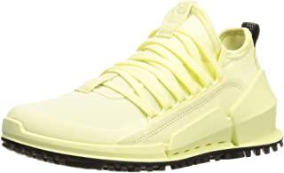 ECCO 爱步 Biom 2.0 女士徒步鞋 黄色雪葩 38 EU