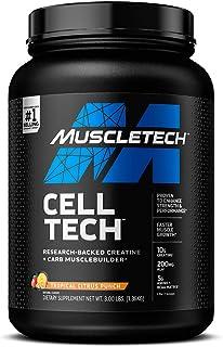 MuscleTech Muscletech Cell Tech Citrus Punch 3lbs Us, 3 Pound