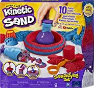 Kinetic Sand 6047232 – 砂光套裝