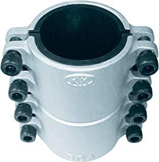 柯达马 压铸插座钢管直管*长款65A L65A 配管修补压压接插座