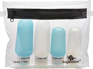Eagle Creek Pack-It 硅胶奶瓶套装 - 4 件套 透明色/浅* 均码