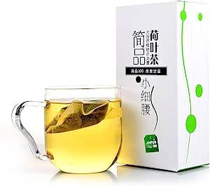 【买2赠1 赠同款】简品100 小细腰荷叶茶 纯天然袋泡茶/含绿茶/组合型花草茶 专为瘦腰设计