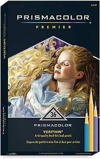 Prismacolor Premier Verithin 彩色铅笔套装 36 支