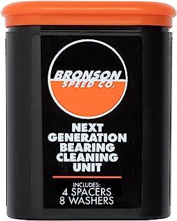 Bronson 轴承清洁单元,带垫片和垫圈
