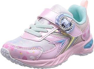 Syunsoku 瞬足 運動鞋 上學用 大型鞋底軟釘 輕量 15~23厘米 2.5E 童裝 女孩 LEC 6110
