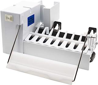 Ecumfy 5303918344 冰箱制冰机组件套件替换件 适用于Frigi-daire Elec-trolux 冰箱 替换 241627701,PS1992700