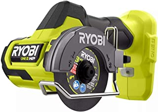 Ryobi PSBCS02 ONE+ HP 18V 无刷无绳紧凑型轻型切割工具(仅工具,不包括电池)