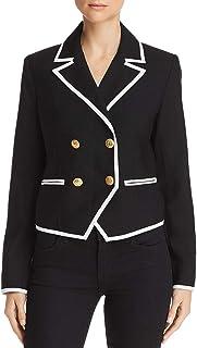 Frame 女式羊毛正装双排扣外套