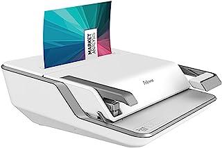 Fellowes 3 合 1 多功能装订机 Lyra 300 张塑料装订,2/4 格打孔机和 30 页订书机,适用于办公室和家庭办公室,1000 个订书钉 24/6