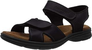 Panama Jack Sanders Basics 露趾凉鞋 黑色