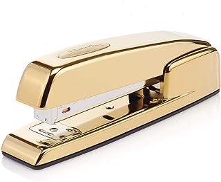 Swingline 订书机,747,手动,25 张容量,商务,桌面,金色金属(S7074721AZ)