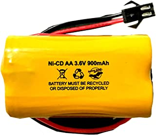 ELBB001 Lithonia ELB-B001 ELB B001 Unitech AA900MAH 3.6v 900mAh 出厂标志应急灯 镍镉电池替换电池,LLC Interstate ANIC1566 Unitech 0253799