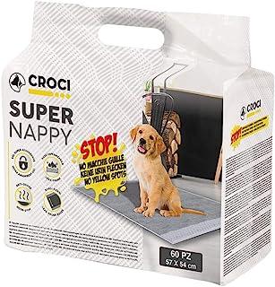 Croci 十字垫 Super Nappy 活性炭 57 x 54 60 件