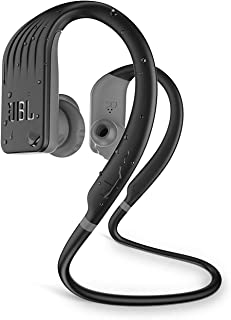 JBL 耐力跳跃防水无线运动入耳式耳机JBLENDURJUMPBLK