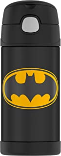 THERMOS 膳魔师 水瓶 蝙蝠侠, 12盎司/约354.88毫升