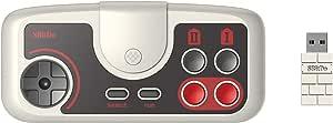 8Bitdo Pce 2.4G 无线游戏手柄 PC EngineMini,Coregrafx Mini,Turbografx-16Mini 和 Nintendo Switch