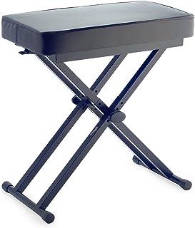 Stagg KEB-A60 可调节键盘座椅 - 双支撑