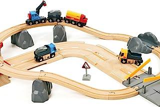 BRIO 导轨和道路装载套装
