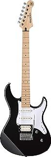 Yamaha 雅马哈 Pacifica 112VM 电吉他 黑色 – 高品质电吉他,优雅设计,适合初学者和在线吉他时使用