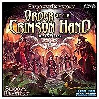 SoB Order of Crimson Hand Mission Pack Expansion Board Game FYF07MP06