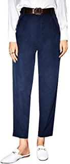 SOLY HUX 女式休闲高腰锥形长裤