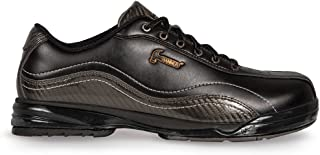 Hammer 男式 Force Performance 保龄球鞋 黑色/碳 - 左手