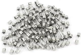 Sourcingmap 250 伏 3,15 安 f3.15 升 快速喷射 玻璃管 保险丝 5 x 20 毫米 100 件